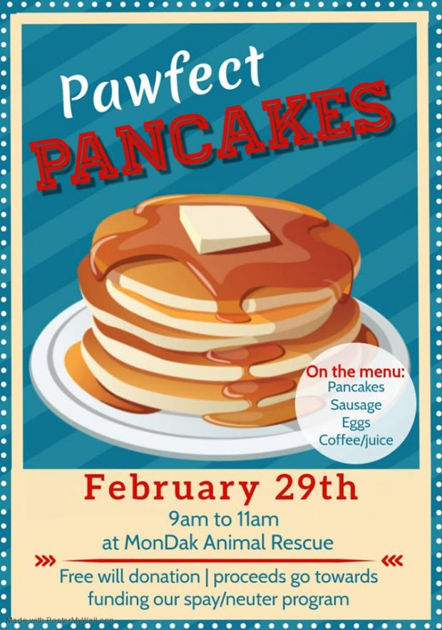 Pawfect Pancakes